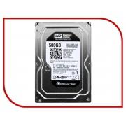 Жесткий диск 500Gb - Western Digital WD5003AZEX Caviar Black
