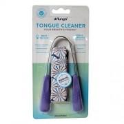 drTung's Dr. Tung's Limpiador de lengua de acero inoxidable, varios colores