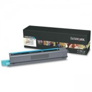 Тонер касета Lexmark X925 Cyan High Yield Toner Cartridge (7.5K), X925H2CG