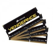 Mémoire PC Corsair Vengeance SO-DIMM DDR4 64 Go (4 x 16 Go) 2666 MHz CL18 - Kit Quad Channel RAM PC4-21300 - CMSX64GX4M4A2666C18 (garantie 10 ans par Corsair)