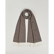 Stenströms Wool Scarf Brown