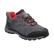 Regatta Womens/Ladies Samaris Suede Low Waterproof Fabric Hiking Shoes - Brown - Size: 8