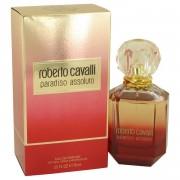 Roberto Cavalli Paradiso Assoluto by Roberto Cavalli Eau De Parfum Spray 2.5 oz