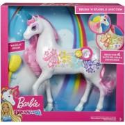 Barbie Dreamtopia: Unicorn în culori strălucitoare