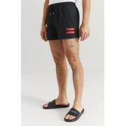 Calvin Klein Underwear Badshorts Short Drawstring Svart