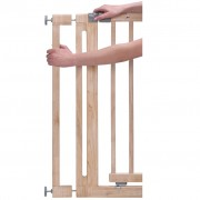 Safety 1st Safety Gate Extension 8x77 cm Wood 24940100
