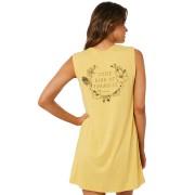Rip Curl Kind Of Dress Light Yellow
