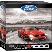 Eurographics Puzzle 1000 piese Ford Mustang 2015