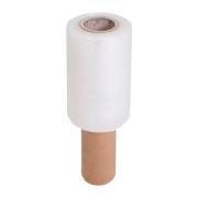 Kézi, nyeles strech fólia (sztreccsfólia) 100 mm / 23 µ / 140 m