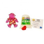 Make Your Own Stuffed Animal Mini 8 Inch Kaleidoscope Gorilla Kit - No Sewing Required!