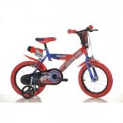 Bicicleta Spiderman 16 - Dino Bikes-163S