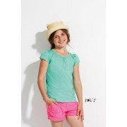 Sol's Melody Trendy T-shirt Girls