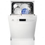 Masina de spalat vase Electrolux ESF4710ROW, 9 seturi, 6 programe, Clasa A+++, Motor inverter, Touch control, 45 cm, Alb