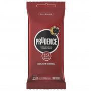Preservativo Lubrificado Prudence 12 unidades