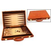 Set joc table backgammon frasin 45x59 cm