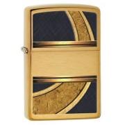 Brichetă Zippo Gold & Black Design 28673