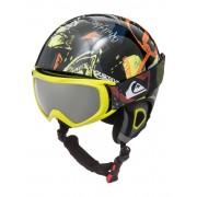 Quiksilver Сноубордический шлем The Game + маска
