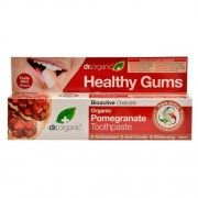 Dr. Organic - Tandkräm Granatäpple (100 ml)