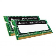 SODIMM, KIT 16GB, DDR3L, 2x8GB, 1866MHz, CORSAIR, Apple Qualified, Unbuffered (CMSA16GX3M2C1866C11)