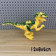 Generic Jurassic World Dinosaurs Bricks Kids Toys juguetes Compatible Building Blocks Jurassic Dinosaur for Children DIY Gifts XING-Dragon28