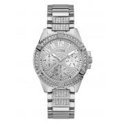 Guess Multifunctioneel Horloge Staal - Zilver - Size: T/U