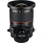SAMYANG T-S 24mm f/3.5 ED AS UMC - NIKON - 2 Anni Di Garanzia