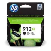 HP 912XL Cartouche d'encre noire authentique, grande capacité