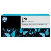 HP 771C Matte Black Designjet Ink Cartridge, 775ml (B6Y07A)