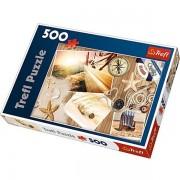 Trefl Puzzle Slagalica Welcome on board 500 kom (37239)