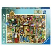 Ravensburger puzzle libraria bizara 2, 1000 piese