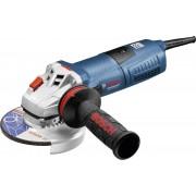 Polizor unghiular Bosch Professional GWS 13-125 CIE, 1300 W, 11.500 rpm, Diametru disc 125 mm, Albastru, 060179F002