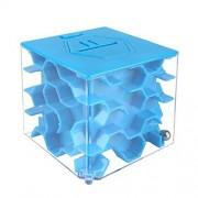 SainSmart Jr. Amaze CB-23 Cube Maze Money Bank (Blue)