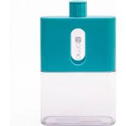 Homio drinkfles | 530 ml | Drinkfles kinderen | Drinkflessen volwassenen | BPA vrij | Anti lek | Blauw