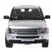 """AMPERSAND SHOPS 13"""" 1:14 Silver Range Rover Sport Hobby Collectors Car"""