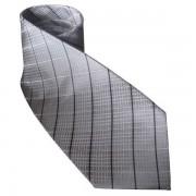 Distino Of Melbourne Nude Silk Necktie Grey N1