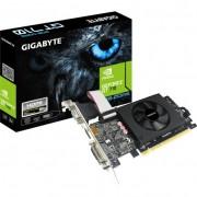 Gigabyte GT 710 2GB GDDR5 Low Profile videokártya