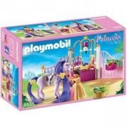 Комплект Плеймобил 6855 - Кралска конюшня, Playmobil, 2900130