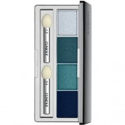 Clinique all about shadow quad compacto 4 sombras de ojos all about shadow, 4.8 gr