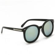 Remanika Round Sunglasses(Golden)