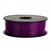 Filament pentru Imprimanta 3D 1.75 mm PLA 1 kg - Mov Transparent