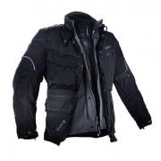 Spidi Ergo 05 Motorrad Textiljacke Schwarz 2XL