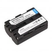 1800 mAh NP-FM500H NP FM500H Camera Batterij Voor Sony A57 A58 A65 A77 A99 A550 A560 A580 Batterij NP-FM500H