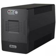 UPS устройство MUSTEK PowerMust 1000-LED-LI-T10, 1000VA/600W Schuko (шуко), Line-Interactive, MUS-UPS-LED-1000