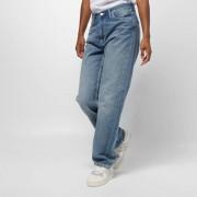 Carhartt WIP Mita Pant - Blauw - Size: 27; female