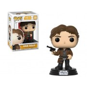 STAR WARS Figura Vinilo FUNKO POP! Star Wars: Han Solo