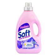 Перилен препарат за вълнени и деликатни тъкани Soft, 16 пранета, 1л.
