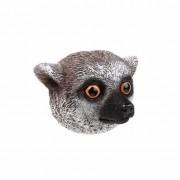 Geen Maki aap koelkast magneet 3D van 8cm