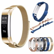 Replacement Stainless Steel Wrist Band Straps for Fitbit Alta HR