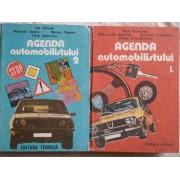 Agenda Automobilistului Vol.1-2 - Dan Vaiteanu Mihalache Stoleru Nastase Campean Florin Zamfirescu