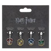 The Carat Shop Hogwarts houses bedels set